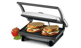 Sandwich, Waffle & Crepe Makers
