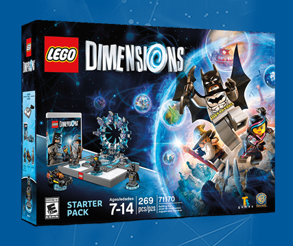 Lego Dimensions - Starter Packs