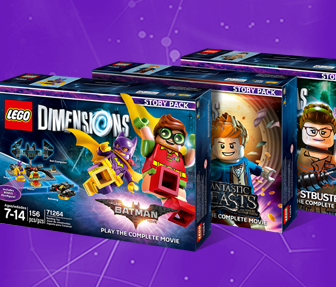 Lego Dimensions - Story Packs