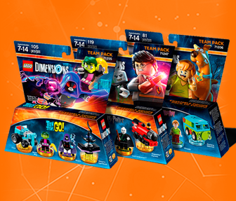 Lego Dimensions - Team Packs