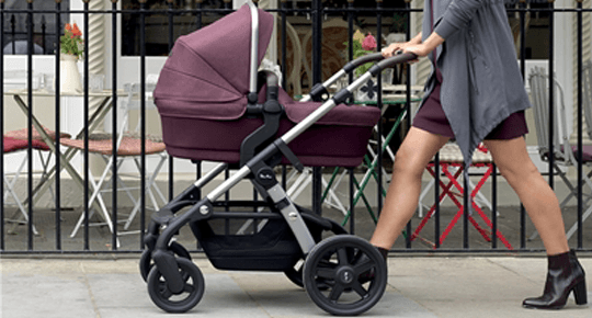 Silver Cross Wave Pram & Pushchair System