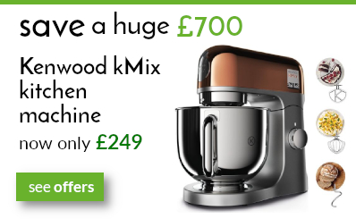 save £300 off the Kenwook kMix Kitchen Machine